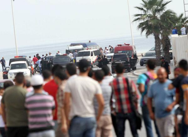 Нападение на отель в Тунисе