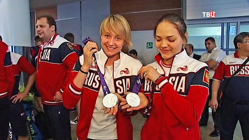 Победители первых Европейских игр в Баку