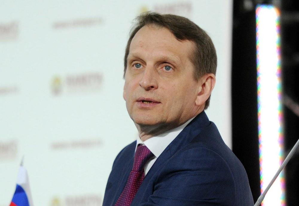 Председатель Государственной Думы РФ Сергей Нарышкин