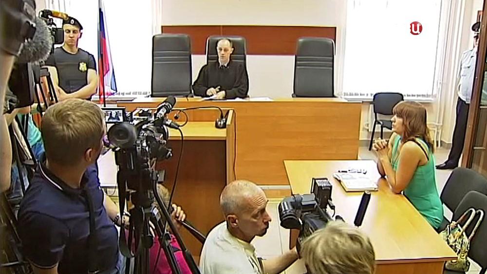 Зал Тимирязевского суда