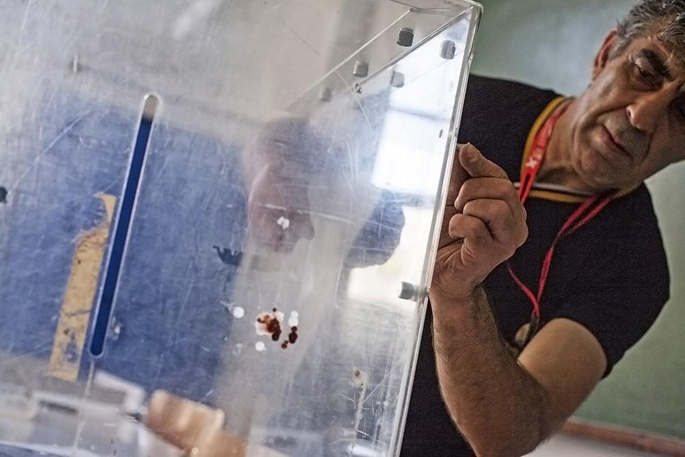 Подкготовка к референдуму в Греции