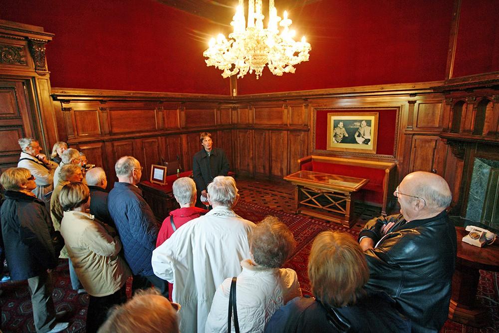 Экскурсия в музее в Ялте