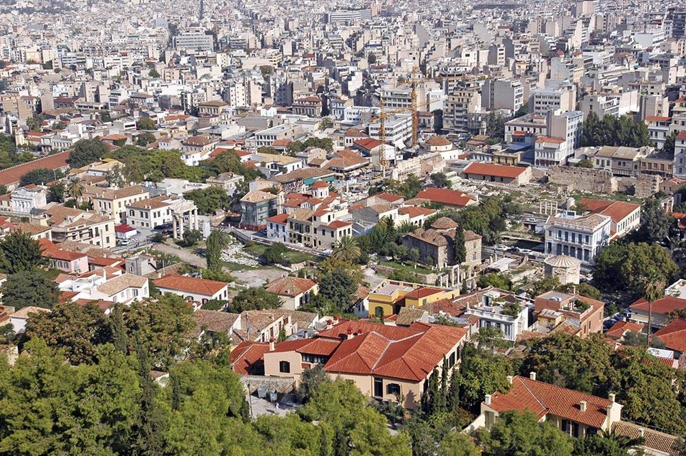 Греции, Афины