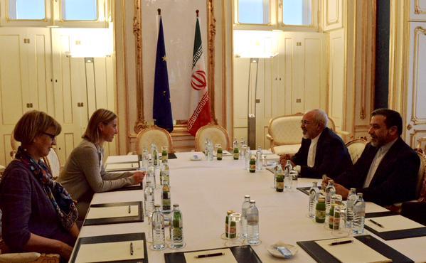 Переговоры дипломатов ЕС и Ирана в Вене