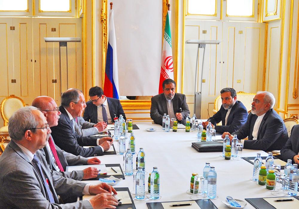 Переговоры по иранской ядерной программе