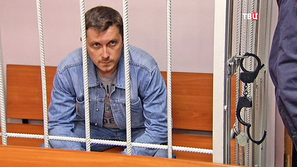 """Главарь банды """"черных риелторов"""" Евгений Макаров"""