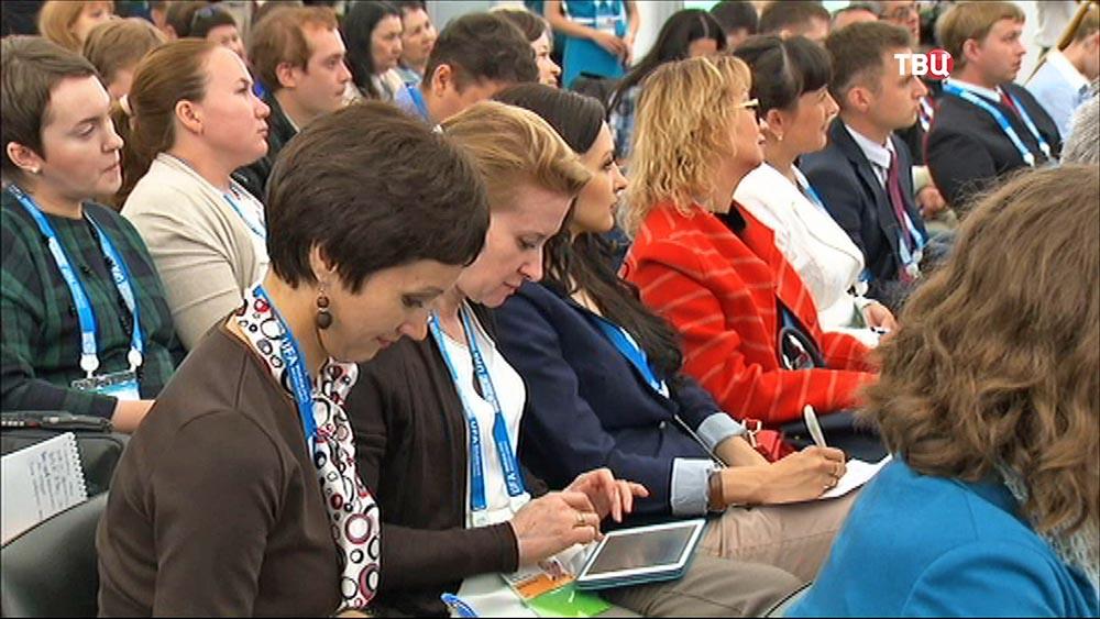 Пресса на саммите ШОС и БРИКС в Уфе