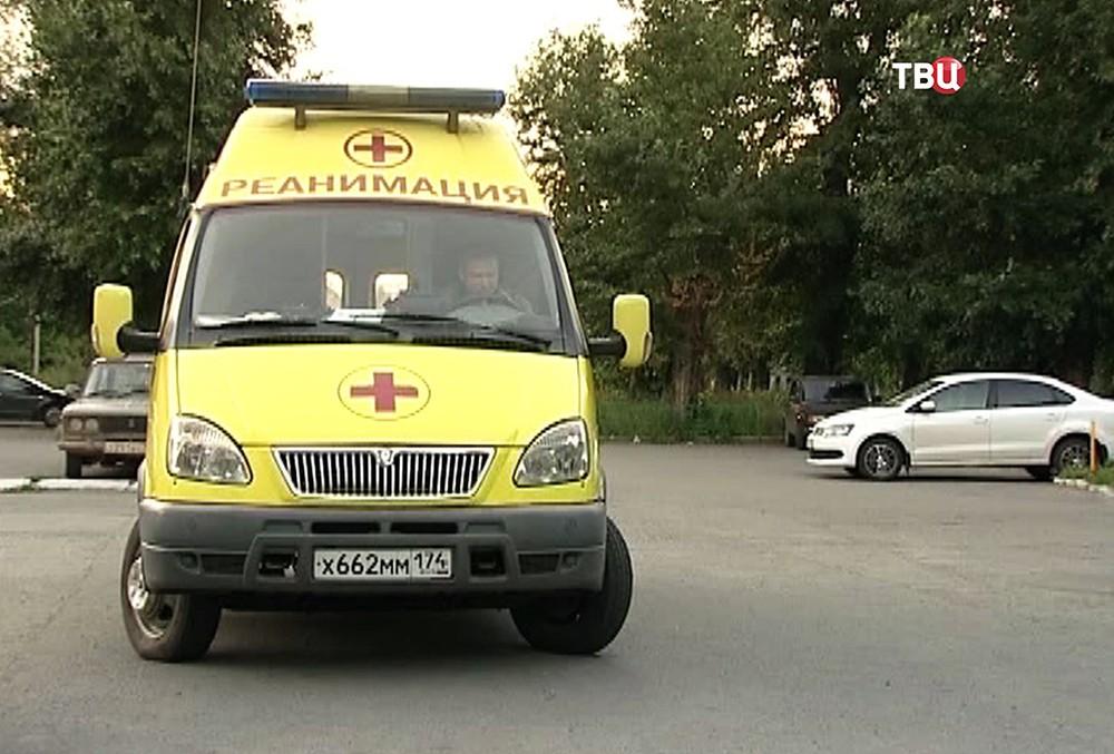 Скорая помощь в Челябинске