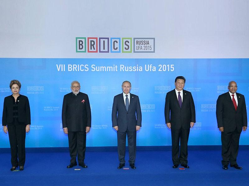 Саммит БРИКС в Уфе