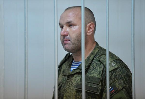 Начальник 242-го учебного центра ВДВ полковник Олег Пономарев