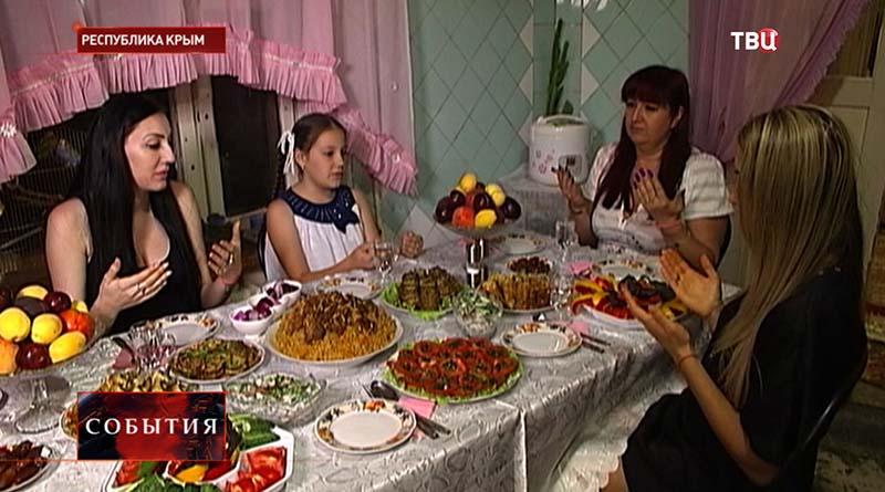Праздник Ураза-Байрам в Крыму