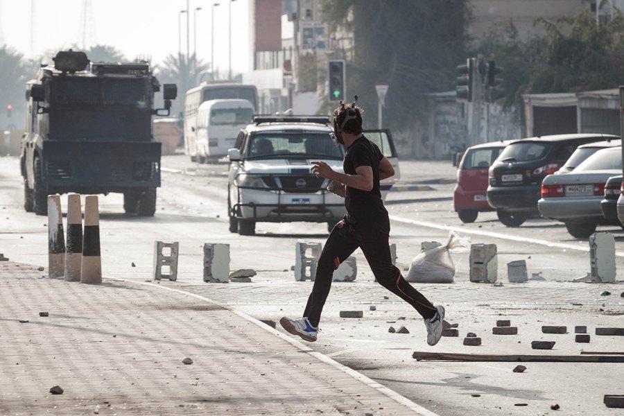 Полицейская операция на Ближнем Востоке