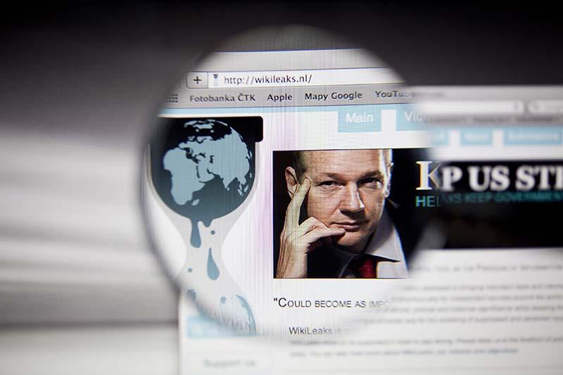 Сайт Викиликс