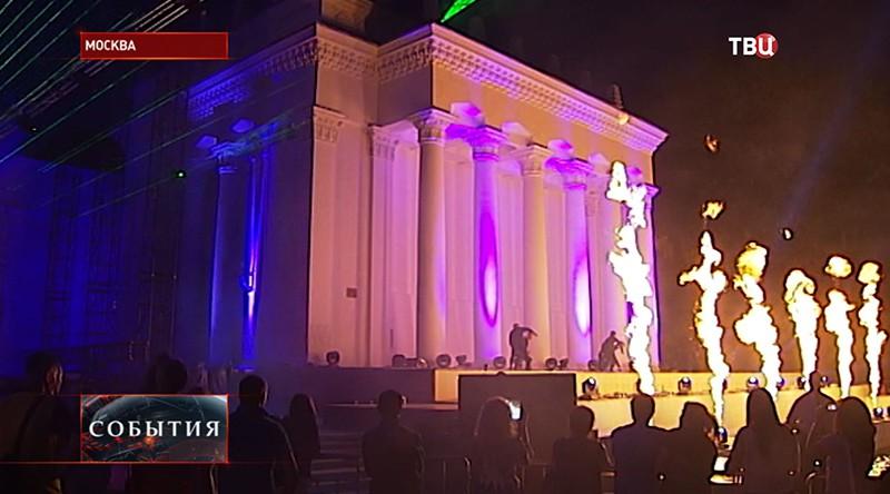 """Фестиваль искусств """"Вдохновение"""" на ВДНХ"""