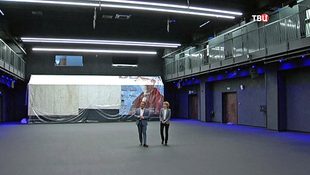 Новая сцена Вахтанговского театра