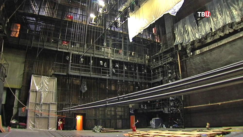 Новая сцена Театра имени Вахтангова