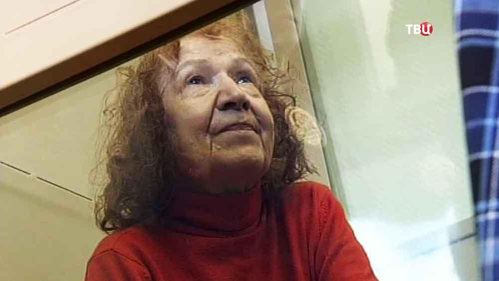 Подозреваемая в серии убийств жительница Санкт-Петербурга
