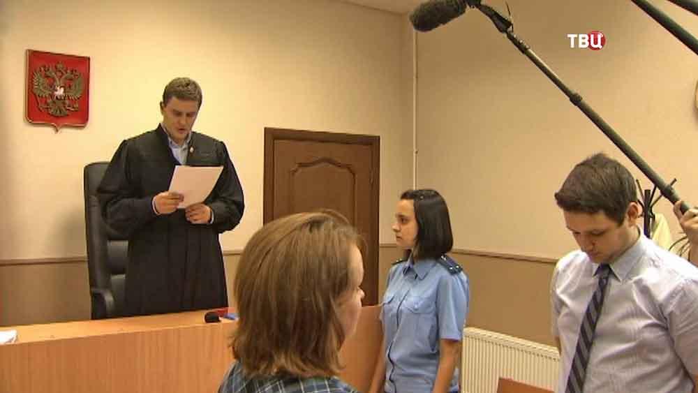 Суд по делу серии убийств, совершённых жительницей Санкт-Петербурга