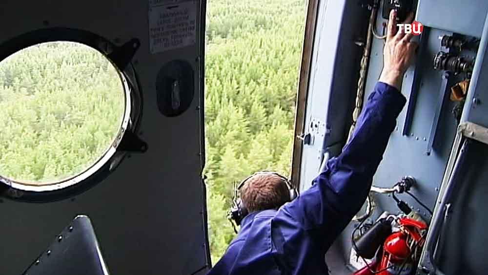 Поисковая операция с воздуха