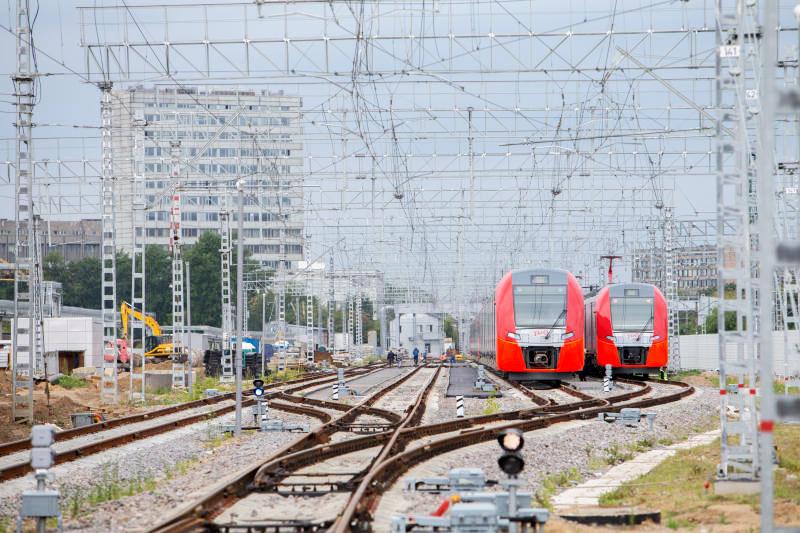 Московская железная дорога