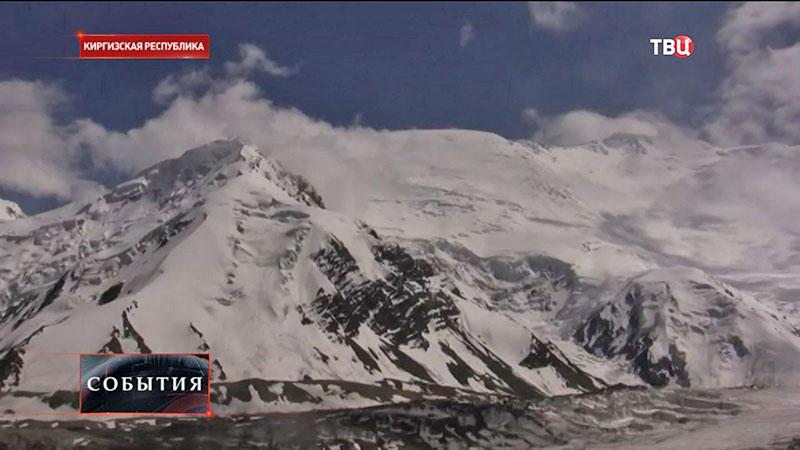 Горы в Киргизии