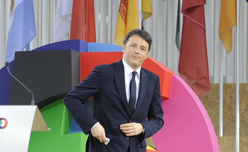 Премьер-министр Италии Матео Ренци