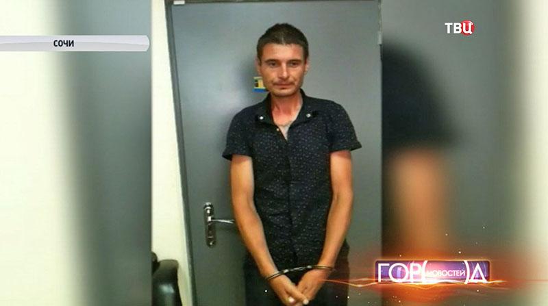 Задержанный убийца двух полицейских