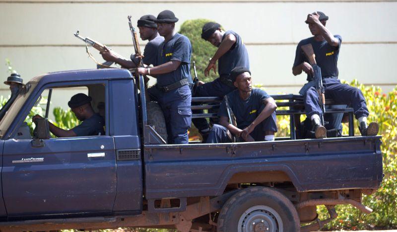 Полиция Мали
