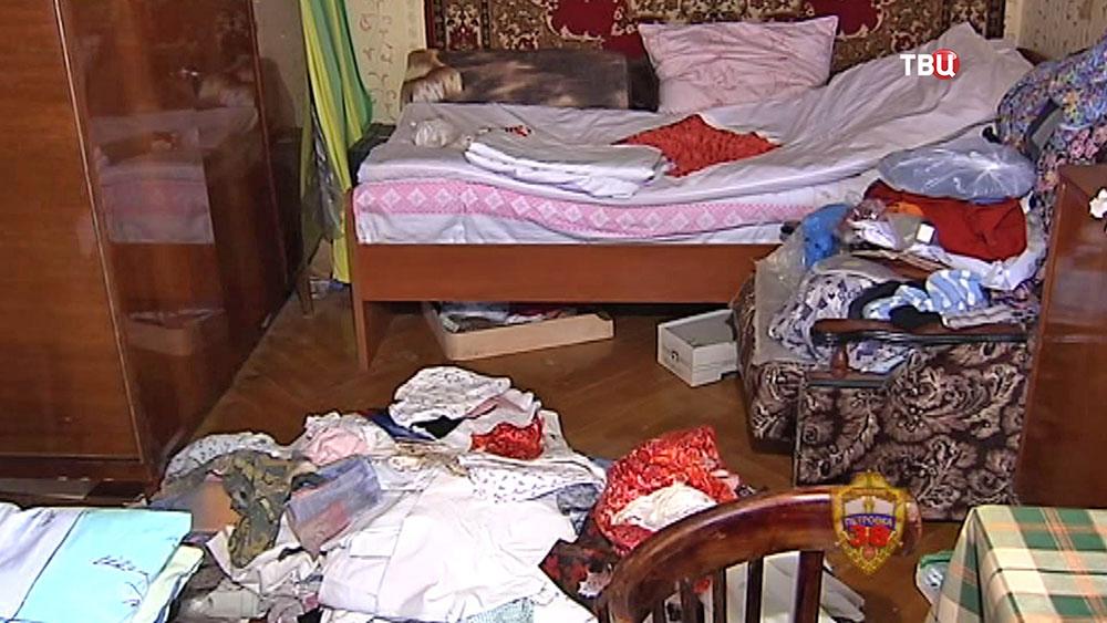 Последствия ограбления квартиры