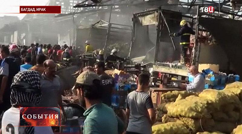 Взрыв в Ираке