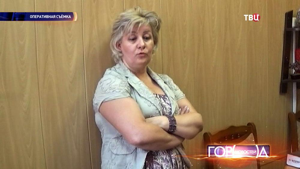 Задержанная чиновница подмосковного Минздрава