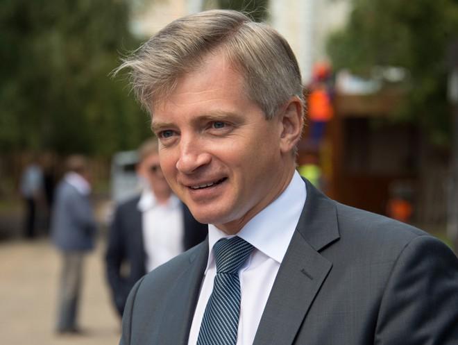 Министр Правительства Москвы, руководитель Департамента культуры города Москвы А.Кибовский