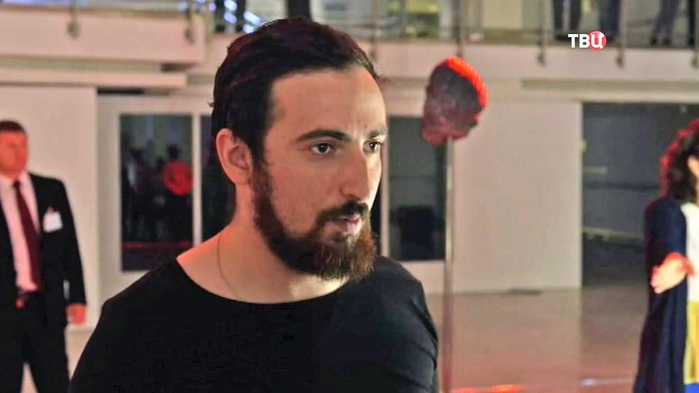 """""""Православный"""" активист Дмитрий Энтео"""