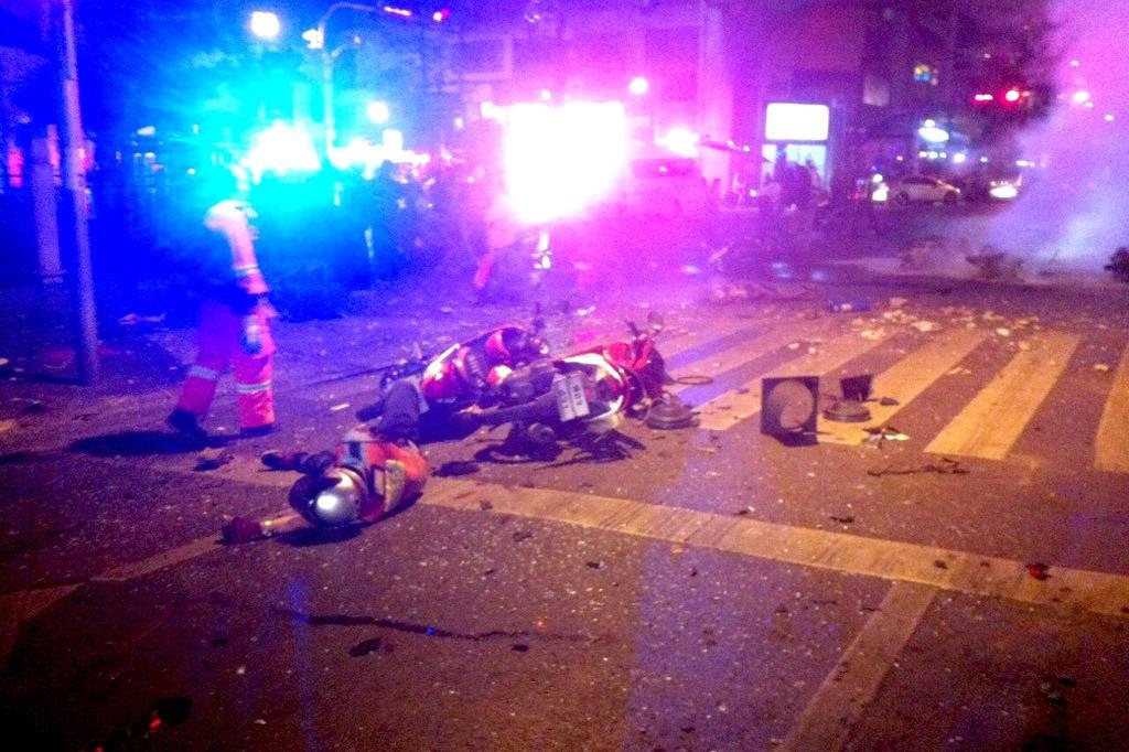 Взрыв в Бангкоке