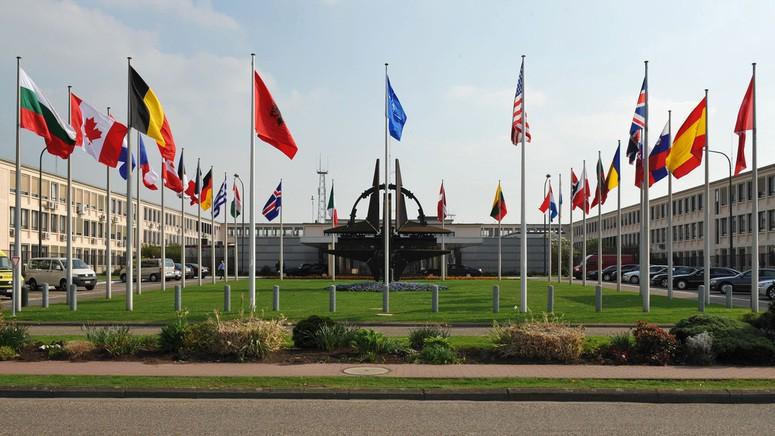 Флаги государств-союзников НАТО