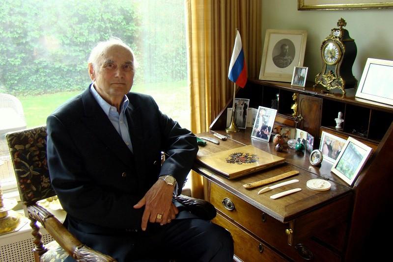 Князь Димитрий Романов