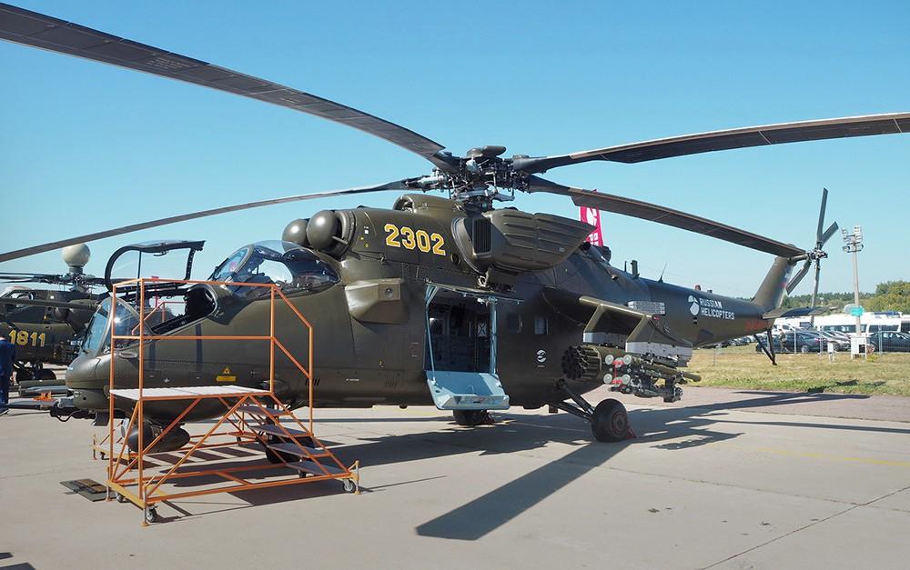 Вертолёт Ми-35М