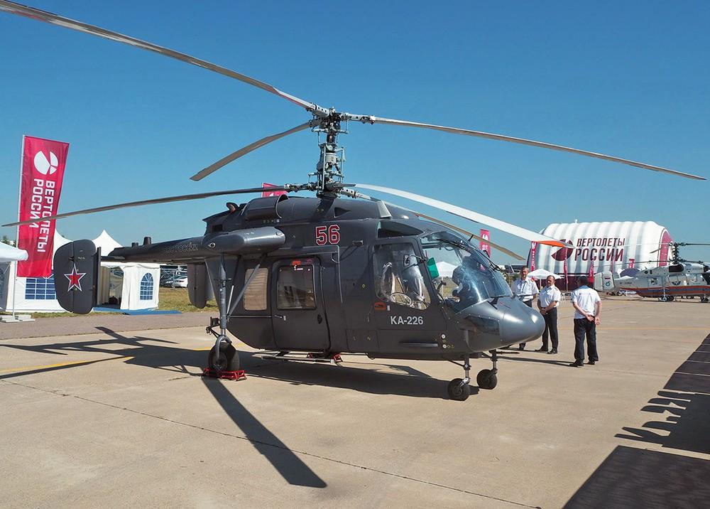 Вертолёт КА-226