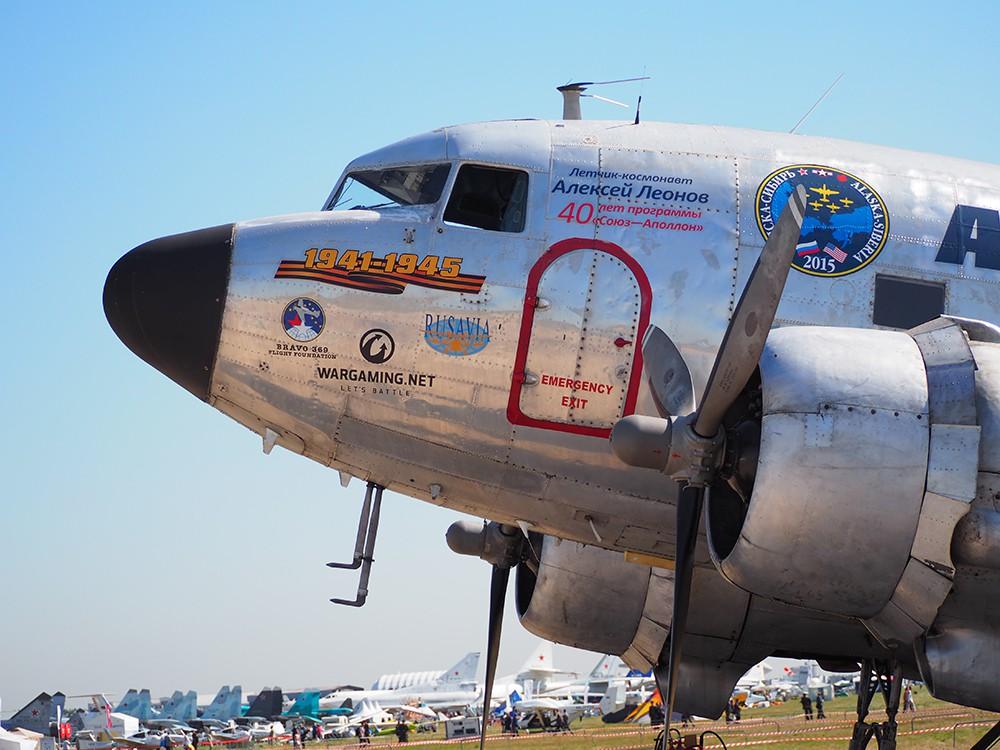 "Douglas DC-3 ""Dakota"""