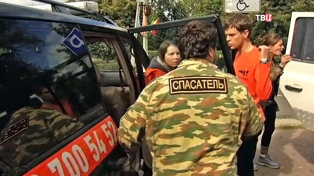 Поистки внука главы Дмитровского района