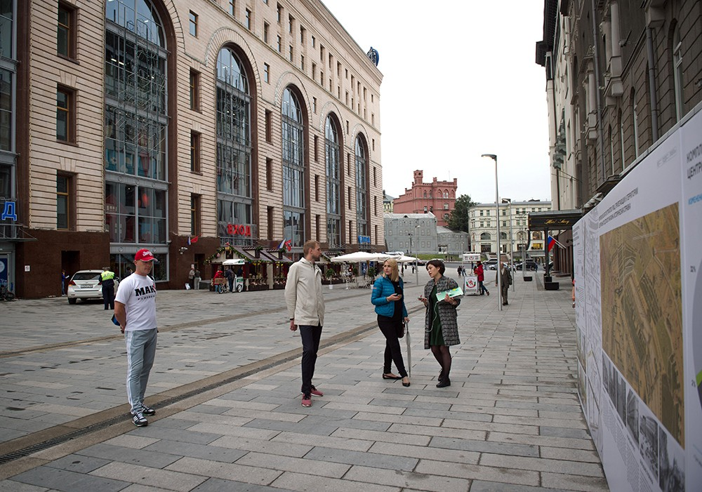 Завершение благоустройства улиц