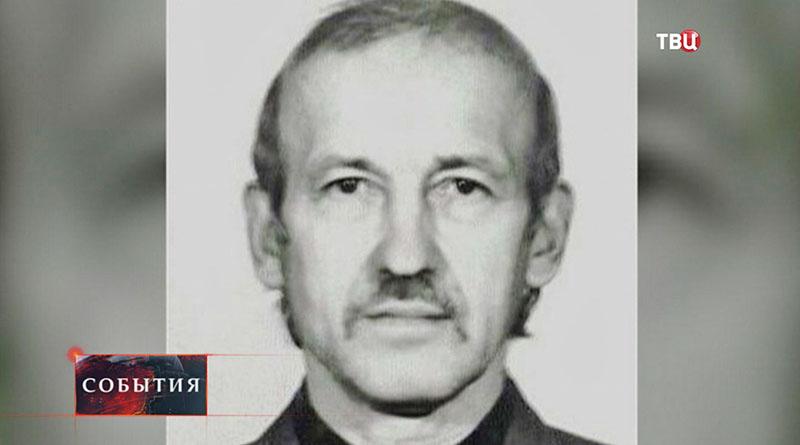 Убийца Владимир Меркулов