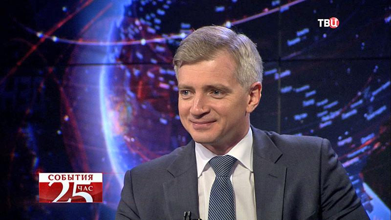 Александр Кибовский, руководитель Департамента культуры г. Москвы