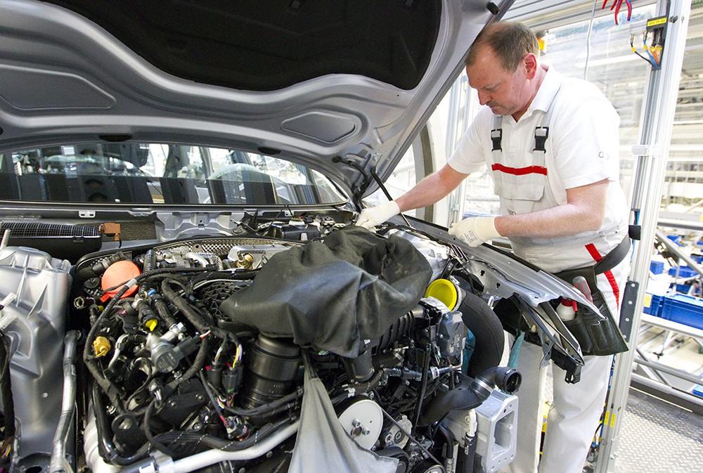 Автомобильное производство