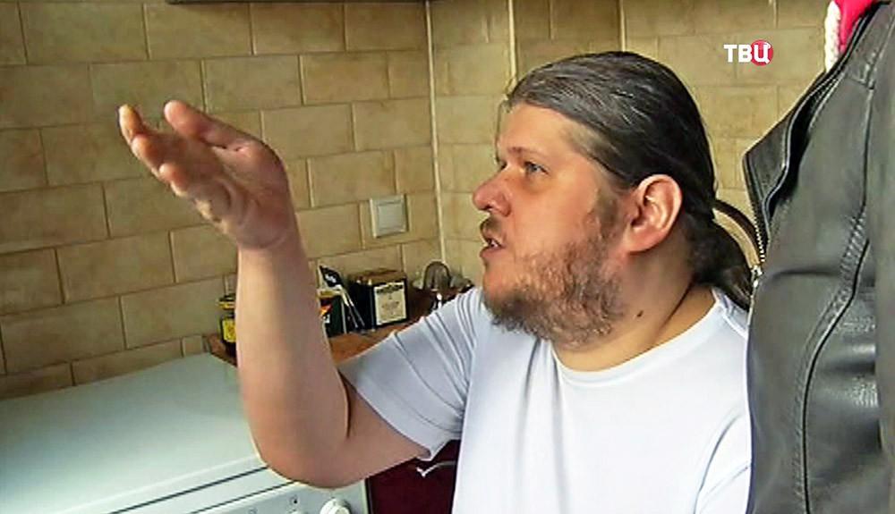 """Руководитель секты """"бога Кузи"""""""