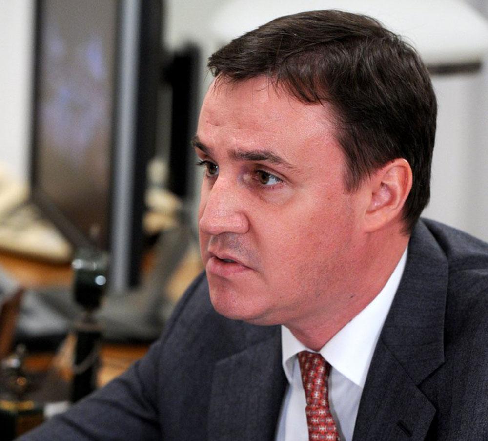Председатель правления «Россельхозбанка» Дмитрий Патрушев