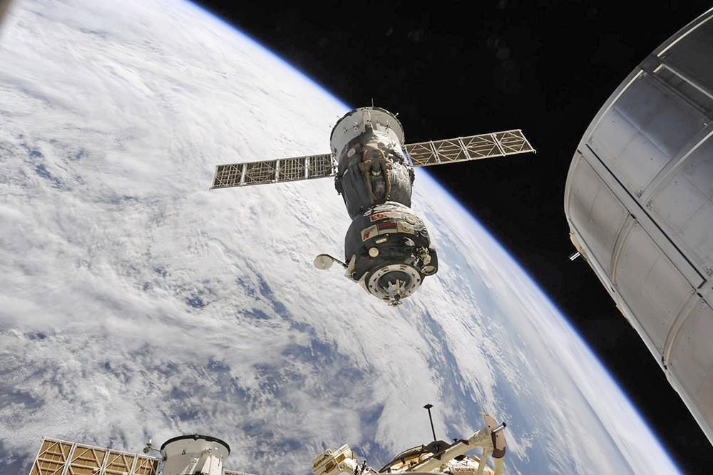 Пилотируемый корабль «Союз ТМА-16М» отстыковался от МКС