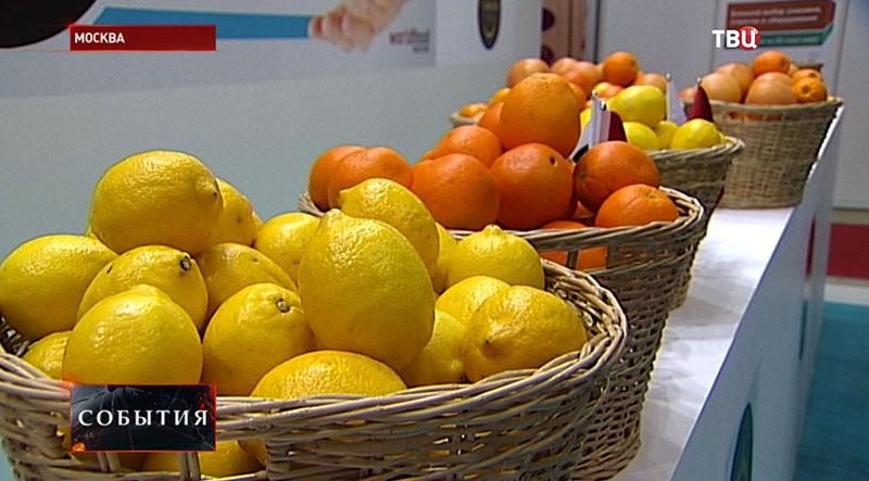 Международная выставка продуктов питания