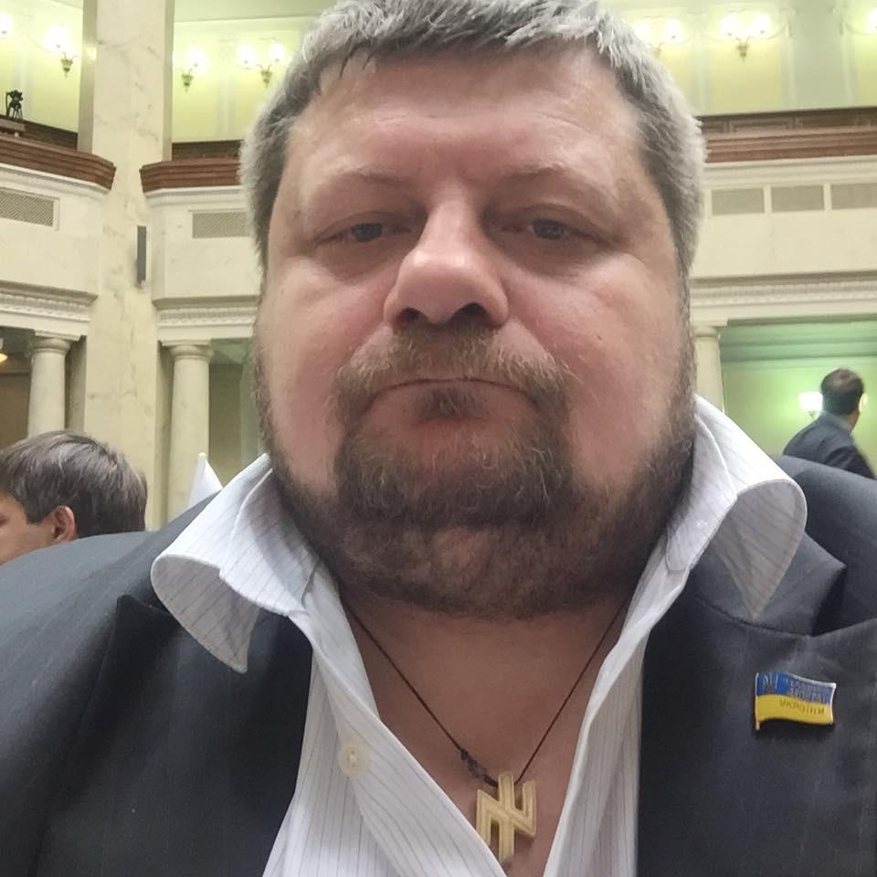 Депутат от Радикальной партии Игорь Мосийчук
