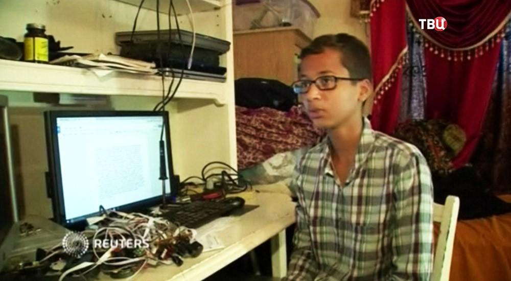 Школьник из Техаса Ахмед Мохаммед